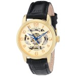 Stuhrling Women Classique Delphi Omega Gold Automatic Skeleton МОДЕЛЬ 107EL.113531